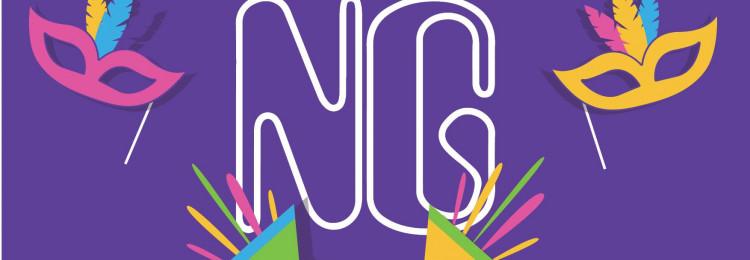 Maškarní karneval pro NG špunty a jejich kamarády