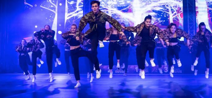 Taneční složky NG Dance Crew 2018/2019 (soutěžní)