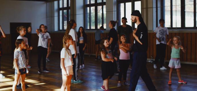 Workshopy a Letní soustředění